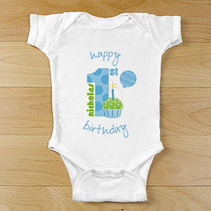 Baby Boy's 1st Birthday Apparel