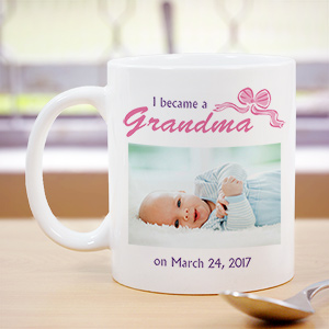 New Parent mug with photo