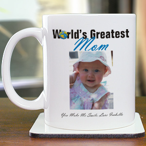 World's Greatest Personalized Photo Mug