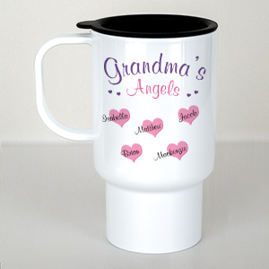 My Angels Travel Mug
