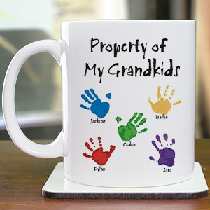 Property of  Personalized Mug