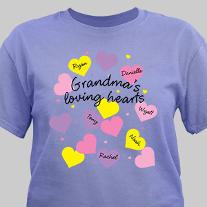 Heart Grandma T-Shirt