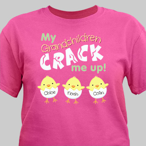 Chickee!  Personalized T-shirt