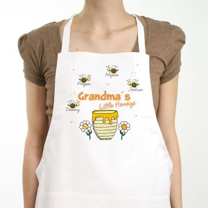 Little Honey's Personalized Apron