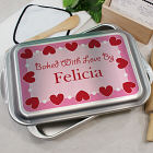 Personalized Baked With Cake Pan U619843