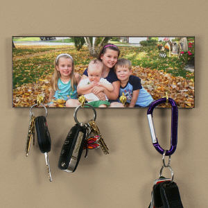 Picture Perfect Photo Key Rack