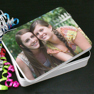 Picture Perfect Photo Tin