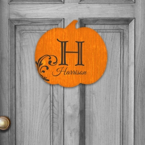 Fall Home Hanging sign