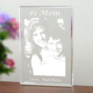 Engraved Photo Keepsake