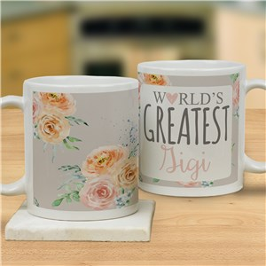 Personalized Worlds Greatest Mug