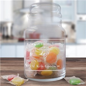 Doctor Treat jar