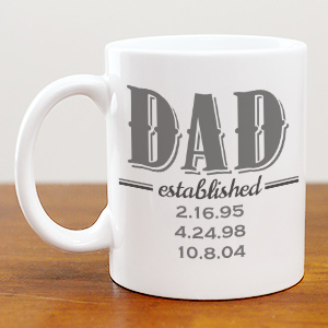 Established Ceramic Mug