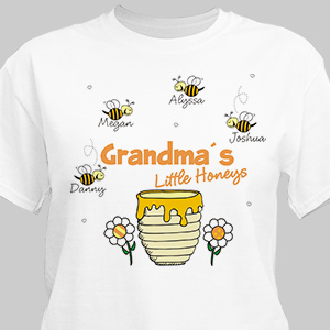 Little Honeys Personalized T-Shirt