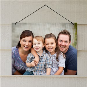 Photo Upload 11x14 PVC Sign