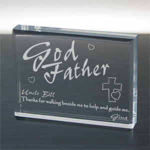 Godfather Keepsake