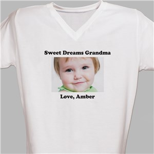 Picture Perfect Personalized Photo Nightshirt