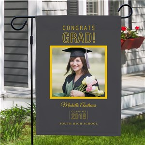 Wholesale photo gifts photo gifts dropship program photo gift personalized congrats grad photo garden flag negle Image collections