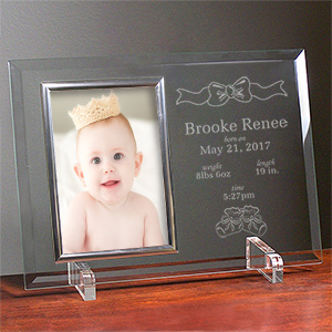 personalized baby photo frames picture at personal