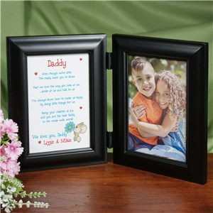 Personalize Picture Frame for Dad