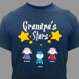 My Stars Personalized T-Shirt